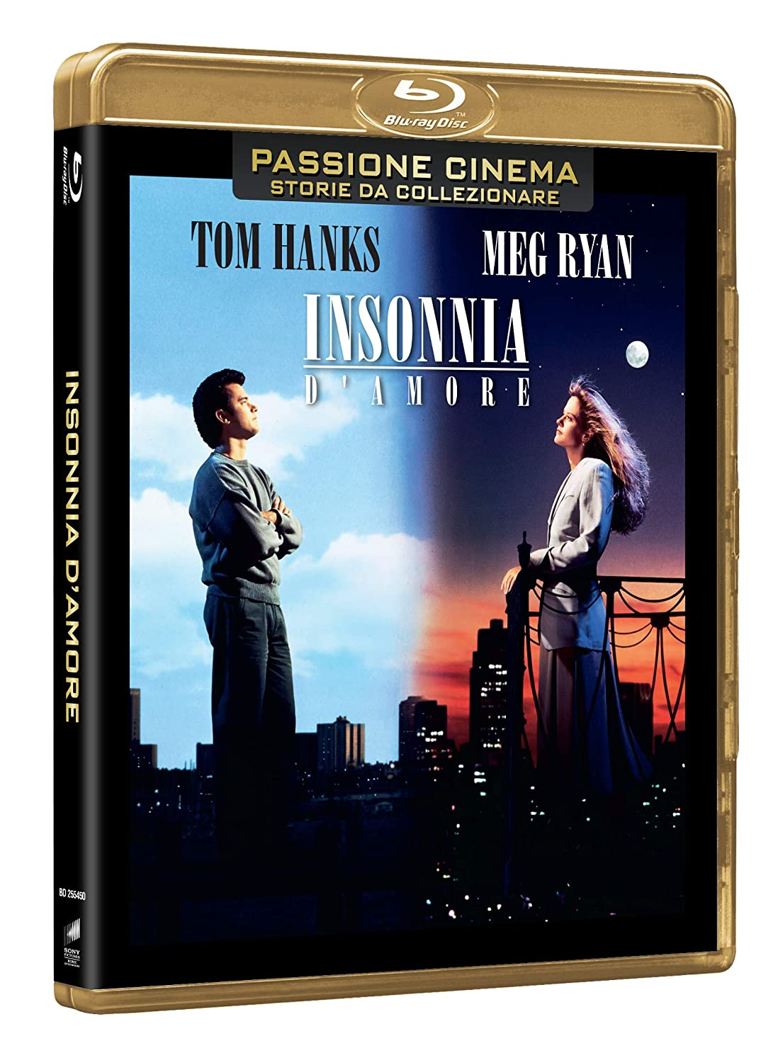 INSONNIA D'AMORE (BLU-RAY )