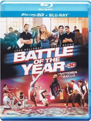 BATTLE OF THE YEAR - LA VITTORIA E' IN BALLO (3D) (BLU-RAY 3D+BLU-RAY)