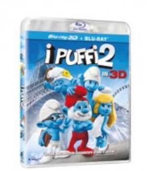 I PUFFI 2 (3D) (BLU-RAY 3D+BLU-RAY)