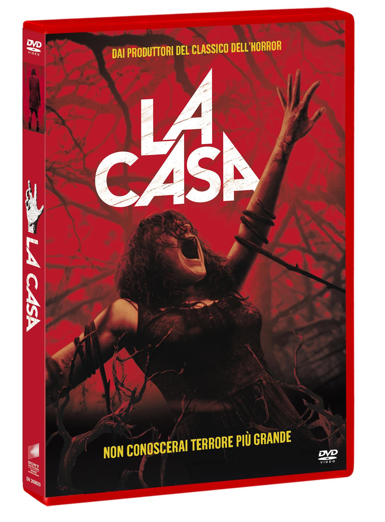 LA CASA (2013) (DVD)