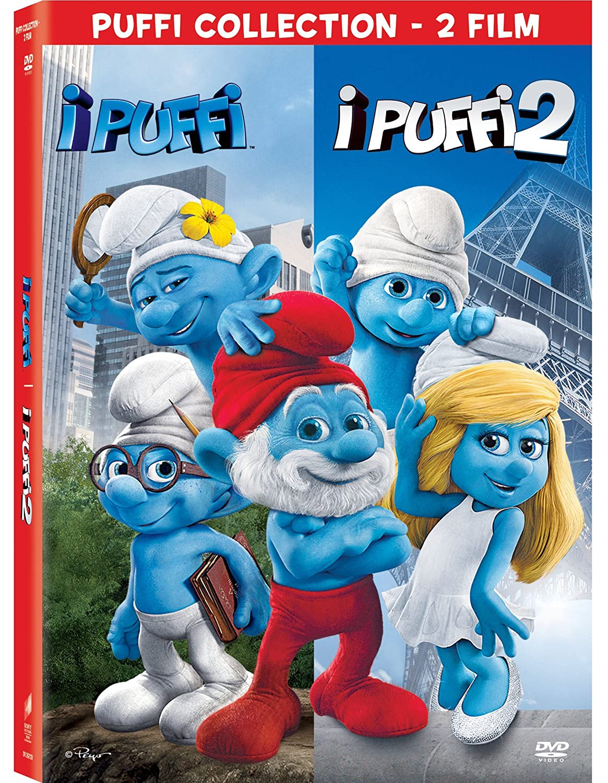 COF.I PUFFI / I PUFFI 2 - (2 DVD) (DVD)