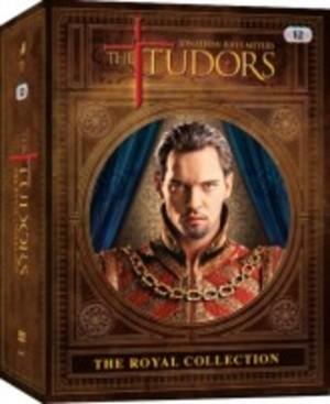 COF.I TUDOR - SCANDALI A CORTE - SERIE COMPLETA (12 DVD) (DVD)