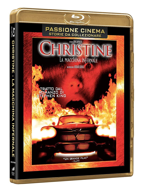CHRISTINE - LA MACCHINA INFERNALE (BLU-RAY)