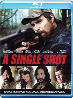 A SINGLE SHOT (BLU-RAY)