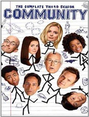 COF.COMMUNITY - STAGIONE 03 (3 DVD) (DVD)