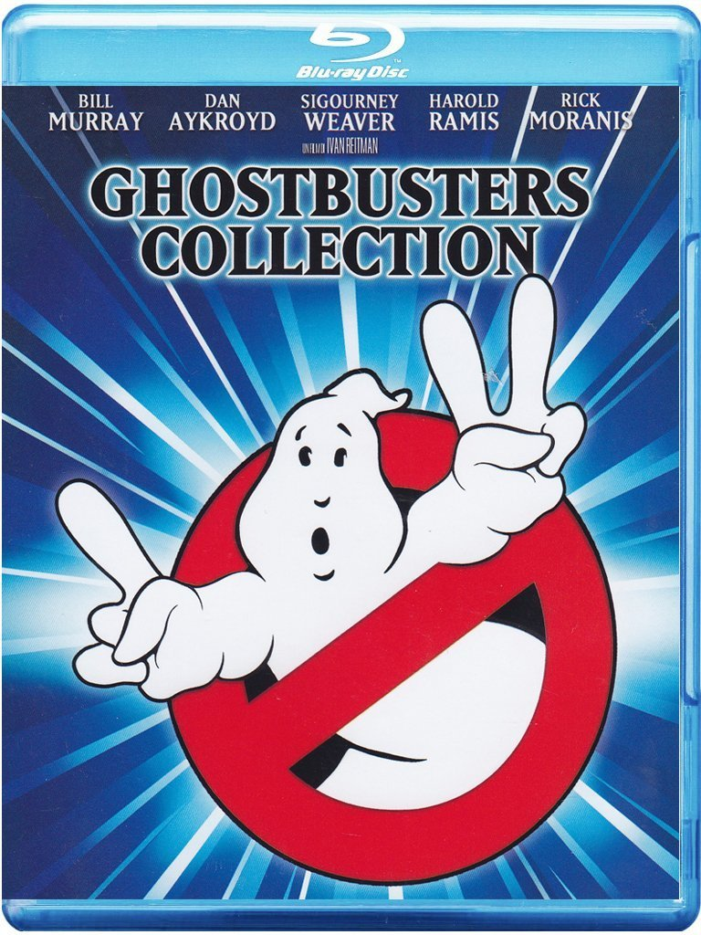 COF.GHOSTBUSTERS COLLECTION (2 BLU-RAY)