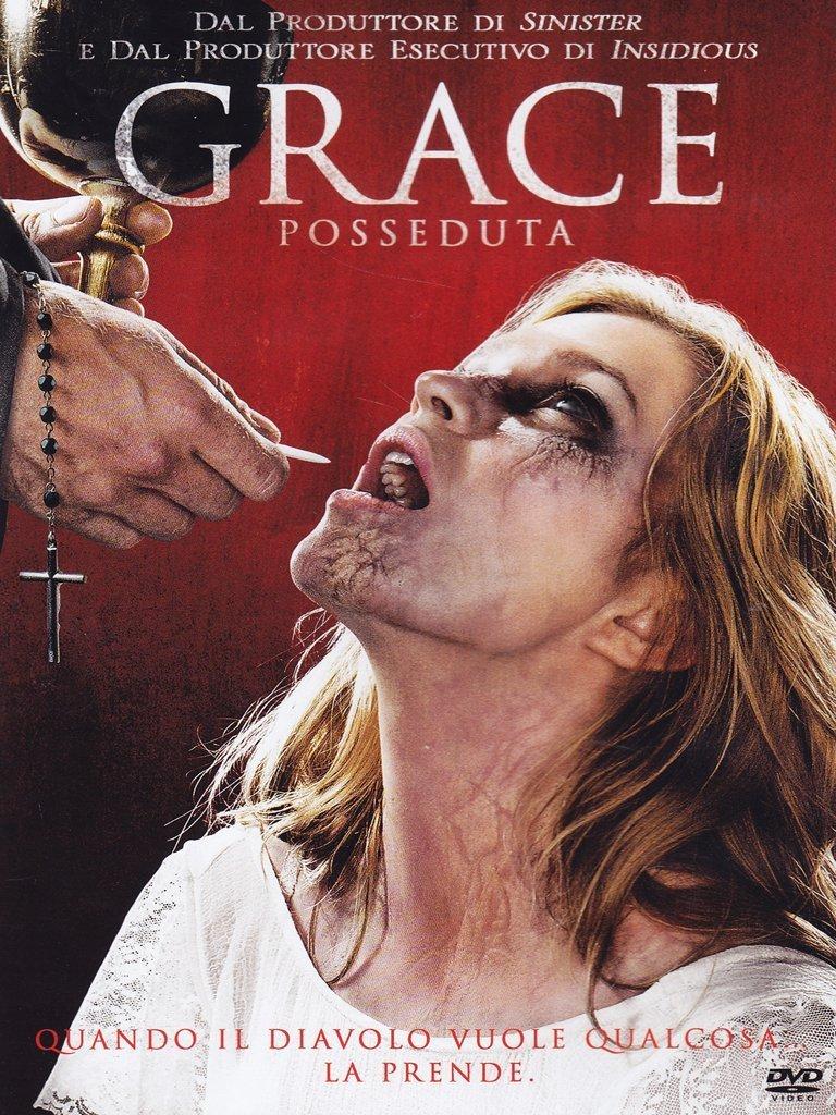 GRACE - POSSEDUTA (DVD)