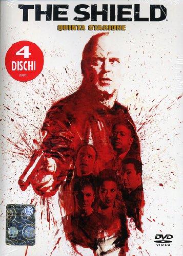 COF.THE SHIELD - STAG. 05 (4 DVD) (NEW VERSION) (DVD)