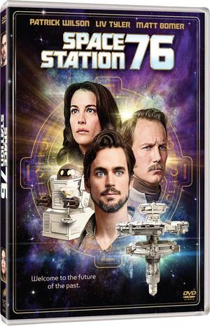 SPACE STATION 76 - IL FUTURO E' PASSATO! (DVD)
