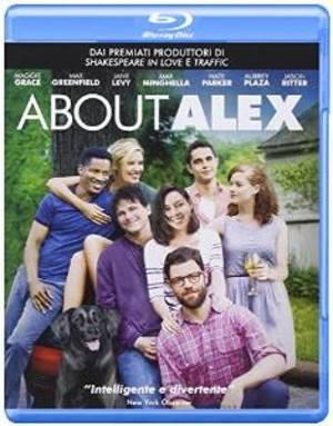 ABOUT ALEX (BLU RAY)