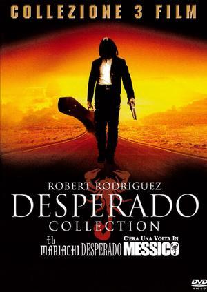 COF.DESPERADO / EL MARIACHI / C'ERA UNA VOLTA IN MESSICO (2 DVD) (DVD)