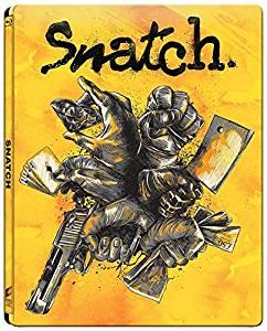 SNATCH LO STRAPPO (BLU-RAY - STEELBOOK)