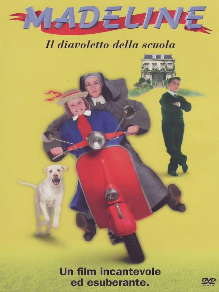 MADELINE - IL DIAVOLETTO DELLA SCUOLA (DVD)