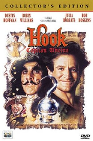 HOOK CAPITAN UNCINO (DVD)