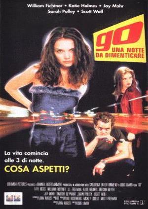GO UNA NOTTE DA DIMENTICARE (DVD)