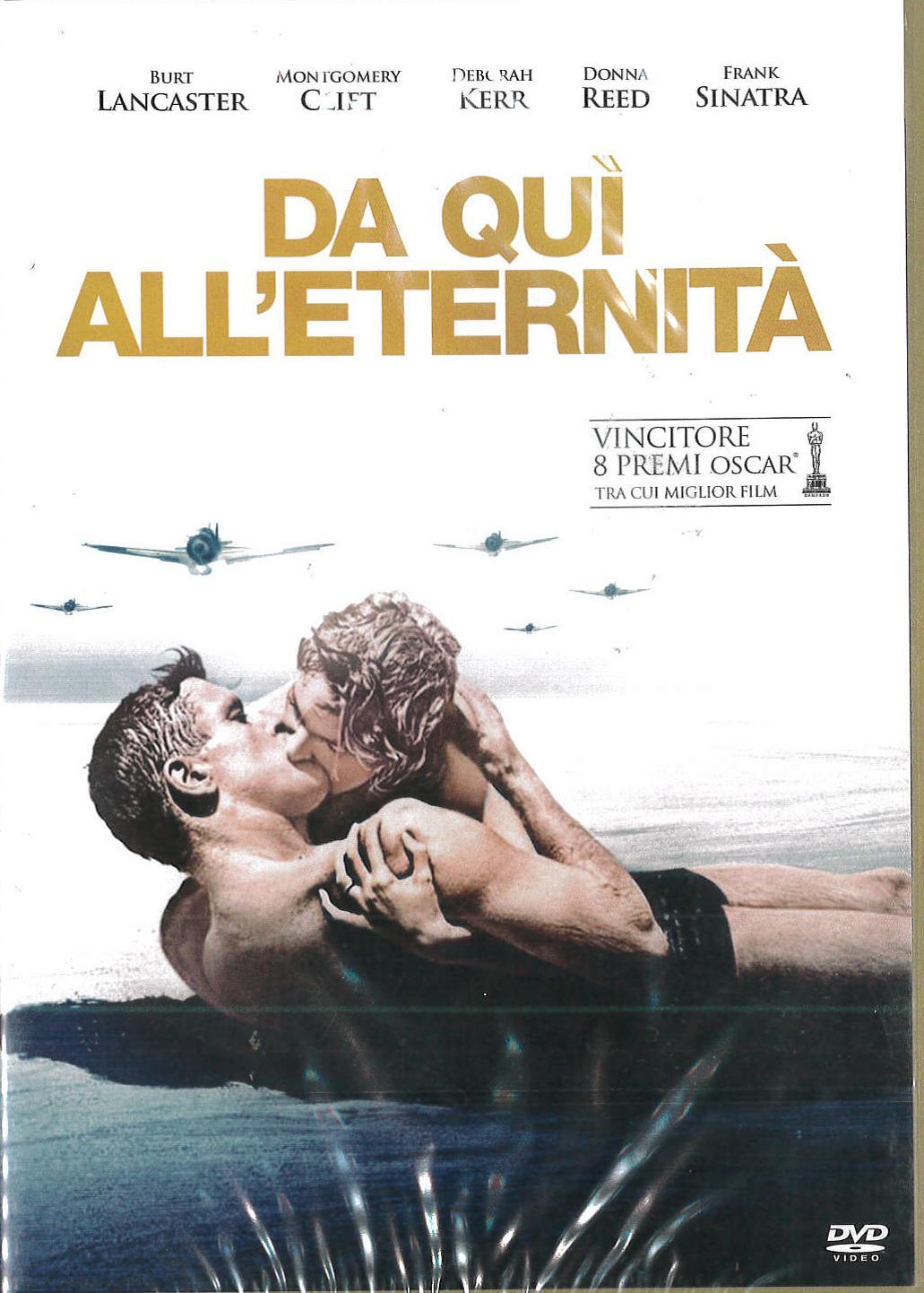 DA QUI ALL'ETERNITA' (DVD)