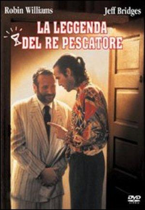 LA LEGGENDA DEL RE PESCATORE (DVD)