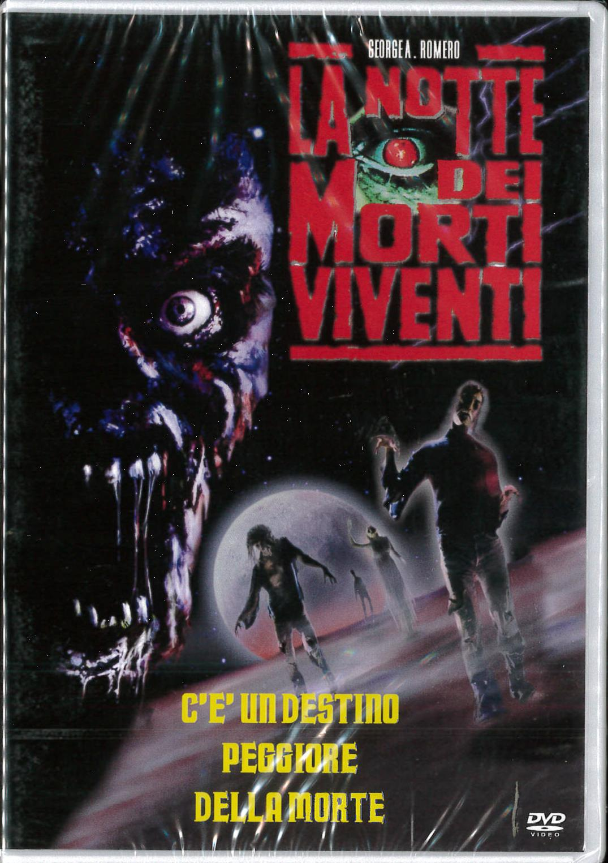 LA NOTTE DEI MORTI VIVENTI - 1990 (DVD)