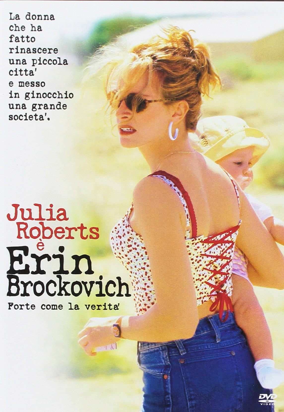 ERIN BROCKOVICH FORTE COME LA VERITA' (DVD)