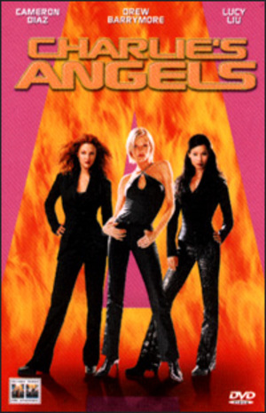CHARLIE'S ANGELS (DVD)