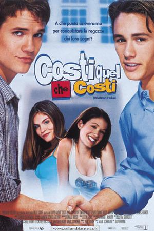 COSTI QUEL CHE COSTI (DVD)