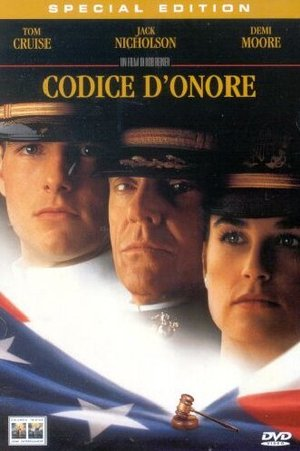 CODICE D'ONORE - TOM CRUISE (DVD)