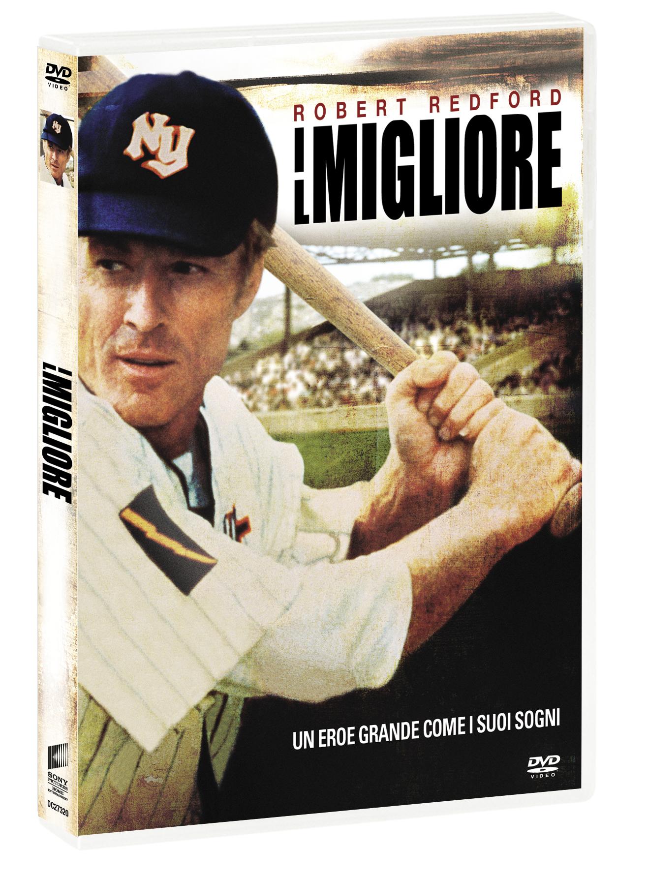 IL MIGLIORE (DVD)