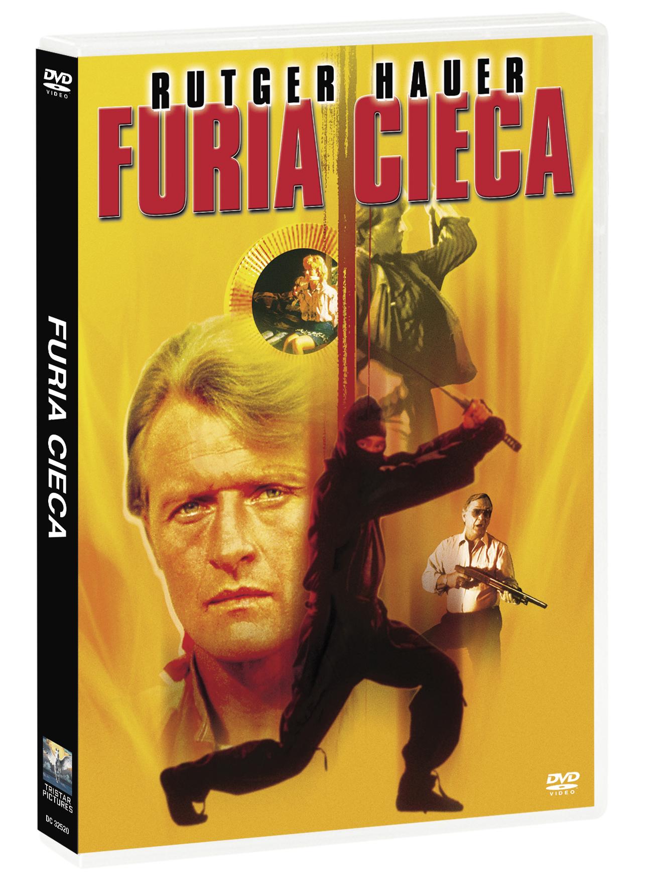 FURIA CIECA (DVD)