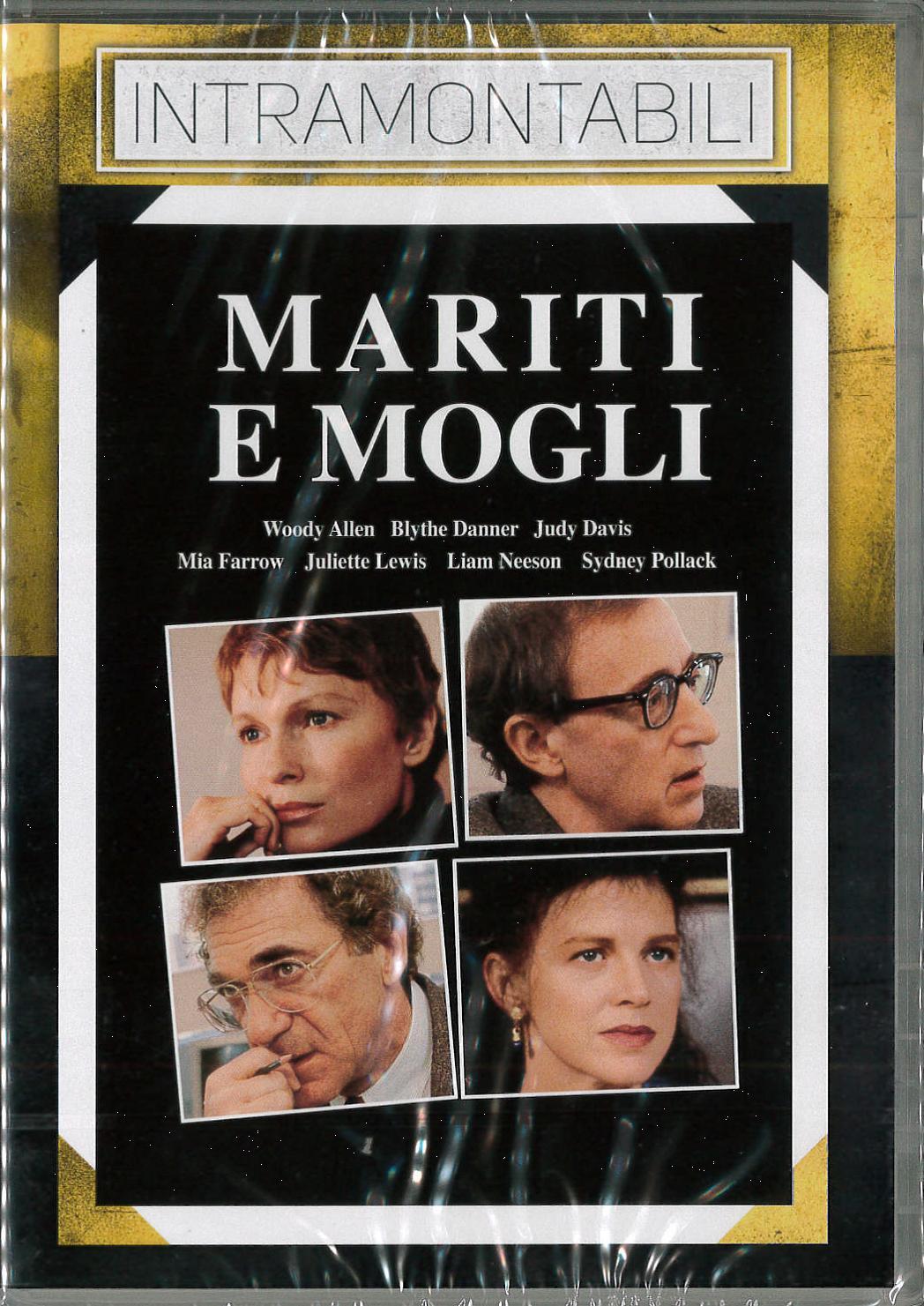 MARITI E MOGLI (DVD)