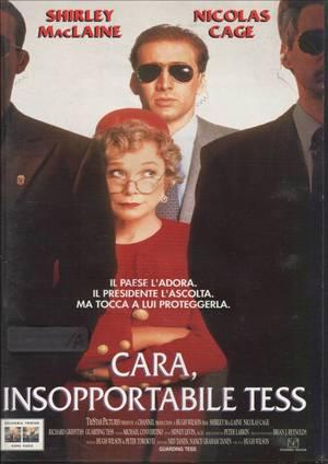 CARA, INSOPPORTABILE TESS (VHS USATA EX NOLEGGIO) (VHS)