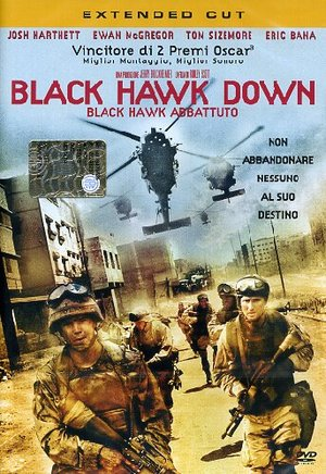 BLACK HAWK DOWN (EXTENDED) (2 DVD) (DVD)