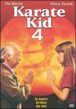 KARATE KID 4 (DVD)
