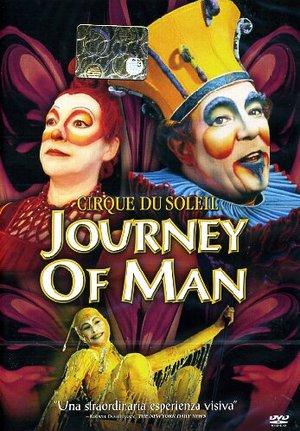 CIRQUE DU SOLEIL - JOURNEY OF MAN (DVD)
