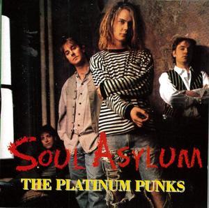 SOUL ASYLUM - THE PLATINUM PUNKS (CD)