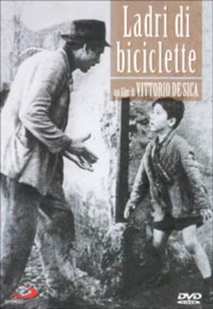 LADRI DI BICICLETTE (DVD)