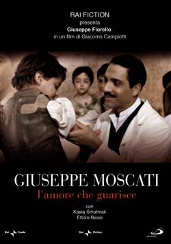 GIUSEPPE MOSCATI (DVD)