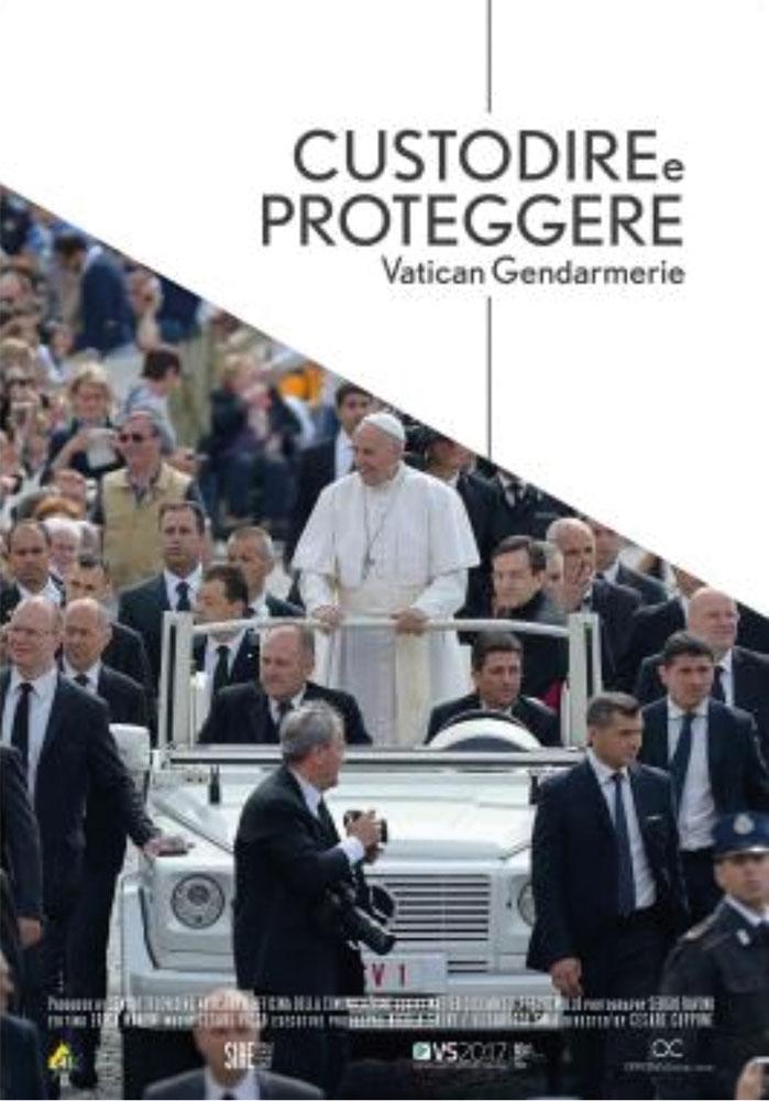 CUSTODIRE E PROTEGGERE - VATICAN GENDARMERIE (DVD)