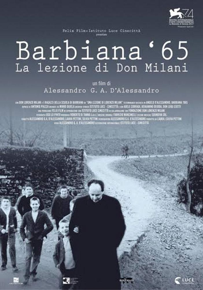 BARBIANA '65 - LE LEZIONI DI DON MILANI (DVD)