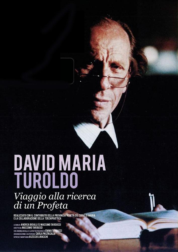 DAVID MARIA TUROLDO - VIAGGIO ALLA RICERCA DI UN PROFETA (DVD)