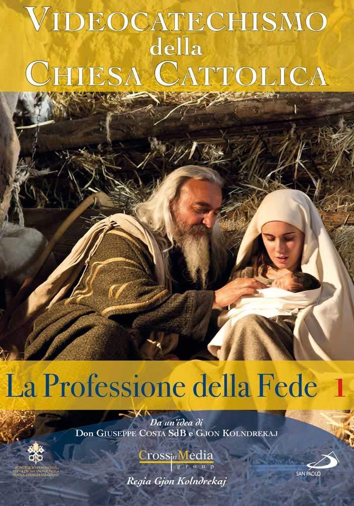 VIDEOCATECHISMO - PROFESSIONE DI FEDE #01 (DVD)