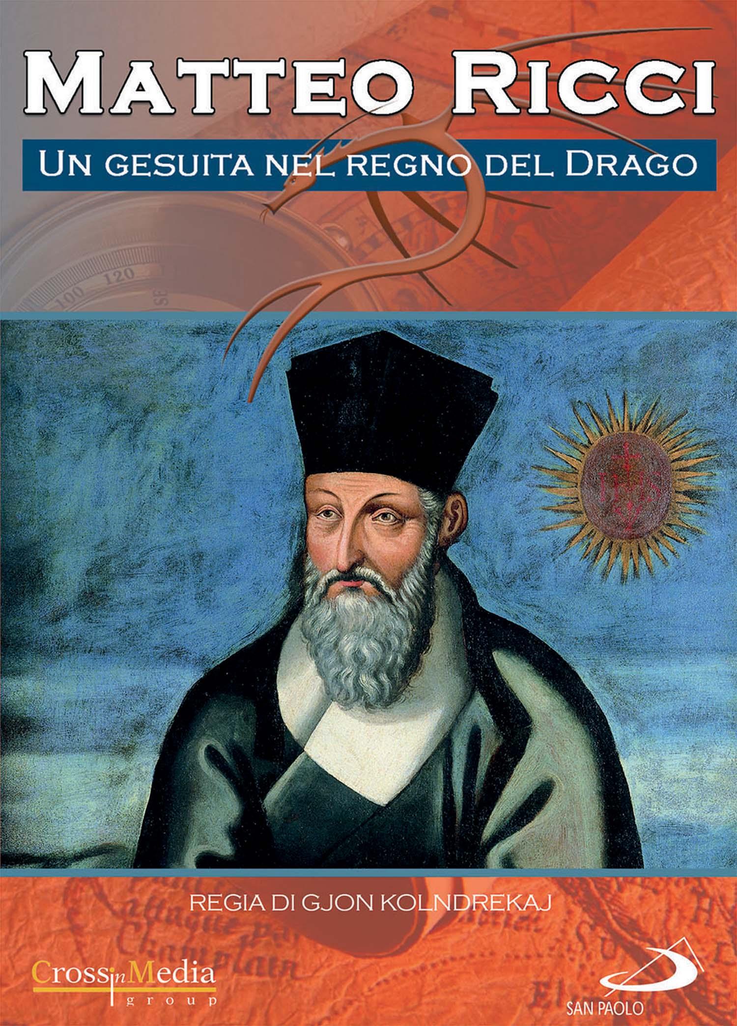 MATTEO RICCI - UN GESUITA NEL REGNO DEL DRAGO (DVD)
