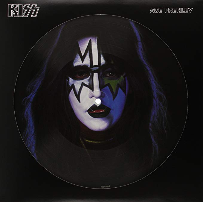 KISS - ACE FREHLEY (PICTURE DISC) (LP)