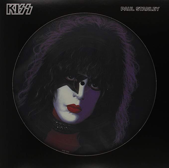 KISS - PAUL STANLEY (PICTURE DISC) (LP)