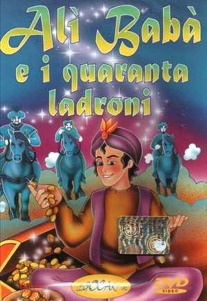 ALI BABA' E I QUARANTA LADRONI (DVD)