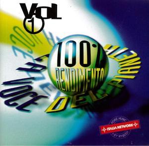 100% COMPILATION VOL.1 (CD)