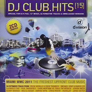 DJ CLUB HITS VOL.15 -2CD (CD)
