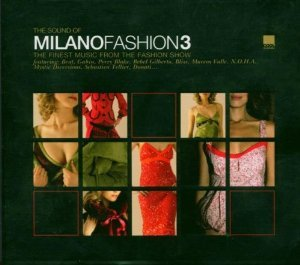 THE SOUND OF MILANO FASHION 3 -2CD (CD)