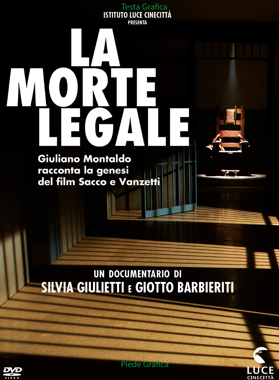 LA MORTE LEGALE (DVD+BOOKLET) (DVD)
