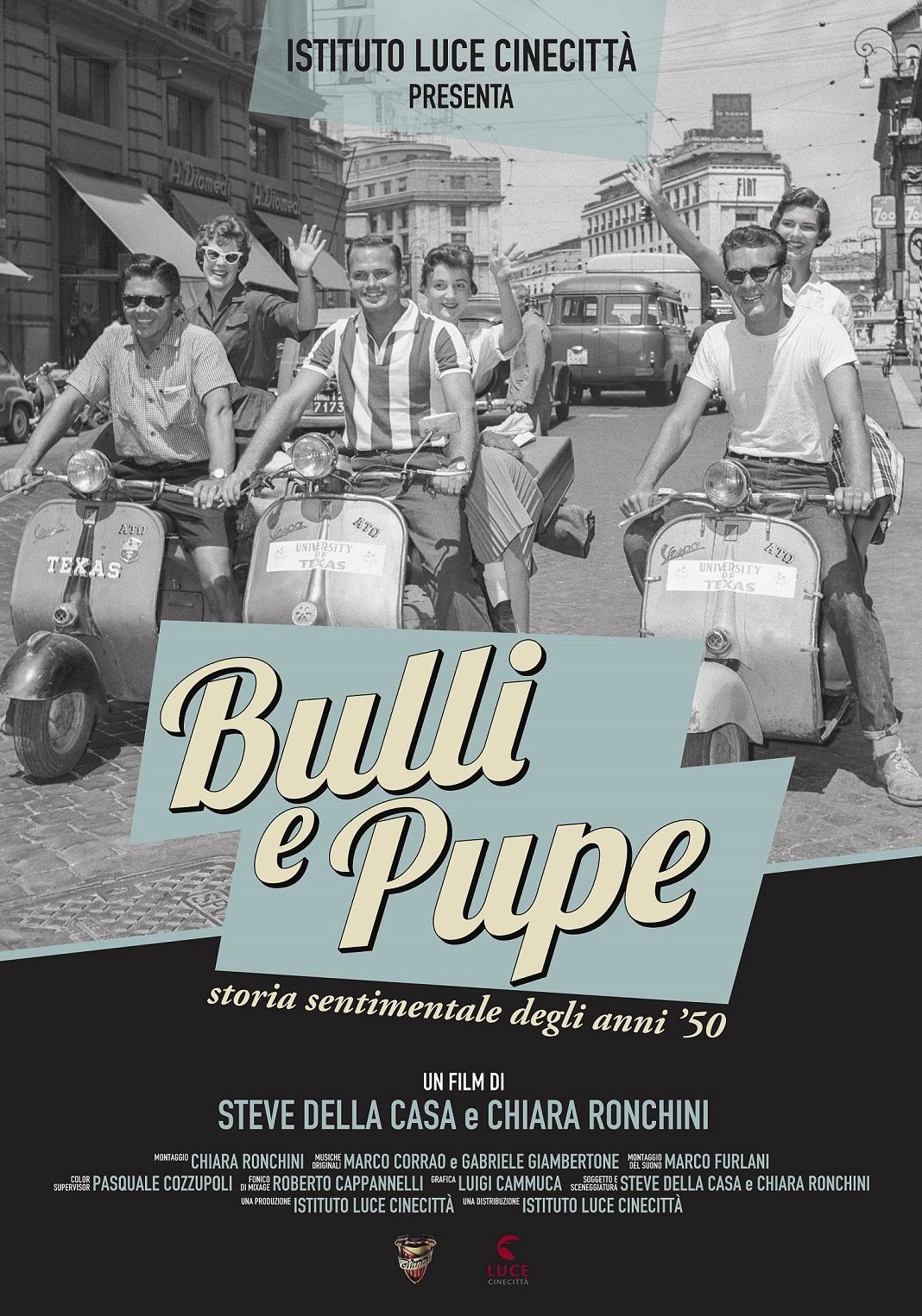 BULLI E PUPE: STORIA SENTIMENTALE DEGLI ANNI 50 (DVD)