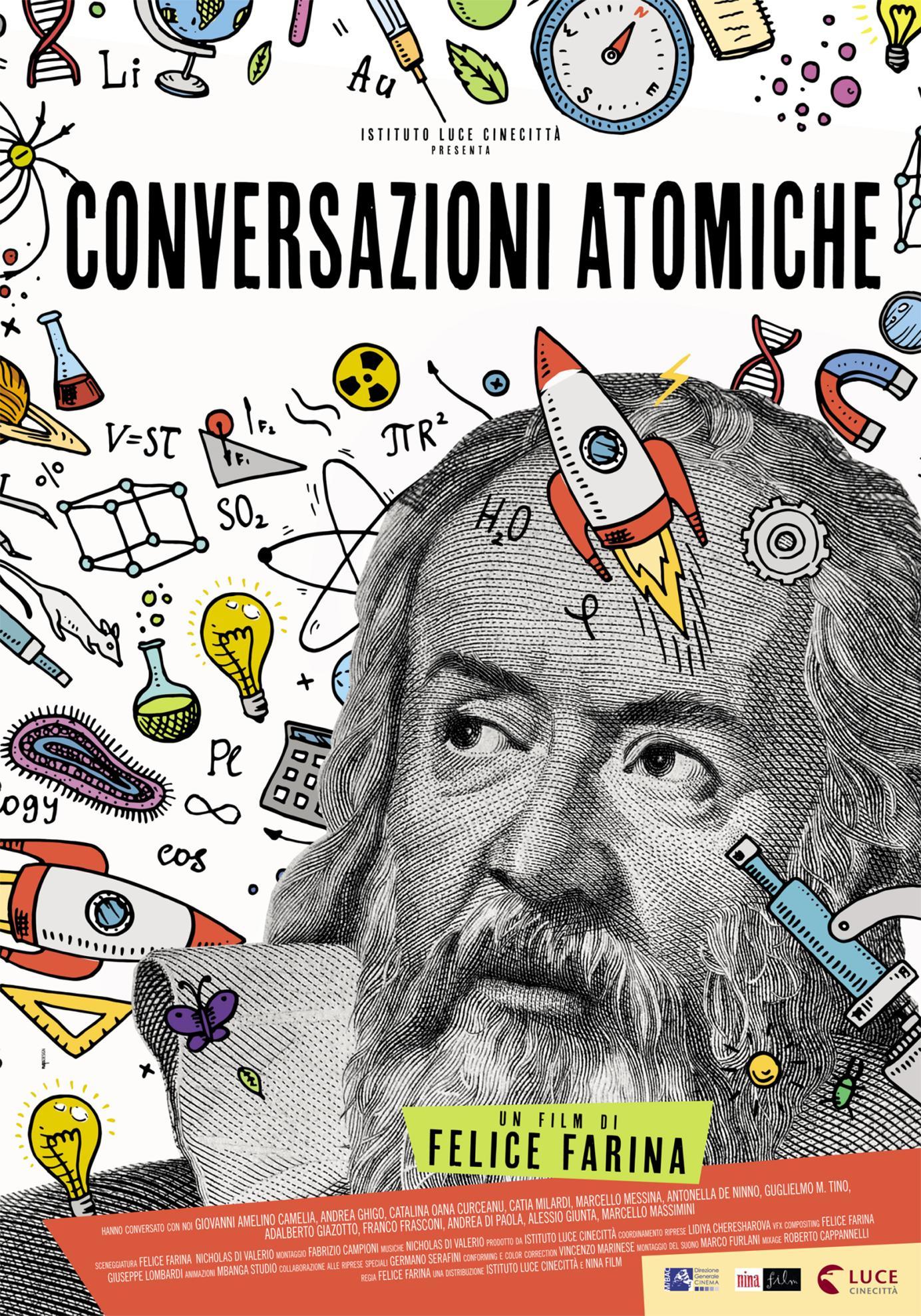 CONVERSAZIONI ATOMICHE (DVD)